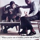 1967 Schlitz Beer ad #3