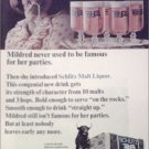 1966 Schlitz Malt Liquor ad #5