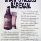 1990 Sharps Beer ad #3