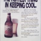 1990 Sharps Beer ad #5