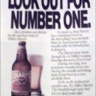 1990 Sharps Beer ad #6