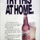 1992 Sharps Beer ad #2