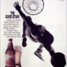 1992 Sharps Beer ad #3