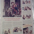 WWII Bordens Products ad
