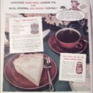 Borden Eagle Brand Milk & Instant Coffee ad