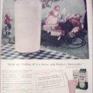1956 Borden's Buttermilk ad
