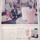 1957 Borden's Buttermilk ad
