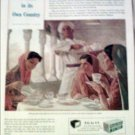 1957 Brooke Bond Tea ad from the UK