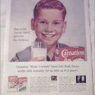 1960 Carnation Milk ad #2
