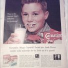 1960 Carnation Milk ad #3