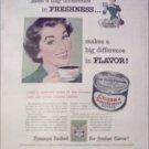 1954 Chase & Sanborn Coffee ad