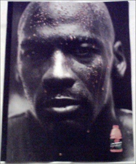 Gatorade ad featuring Michael Jordan