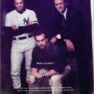 Got Milk ad featuring Joe Torre, Jeff Fisher & Pat Riley