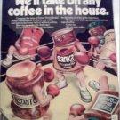 1972 Sanka Coffee ad #2