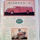 1939 Diamond T Truck ad
