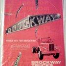 1957 Brockway Trucks ad