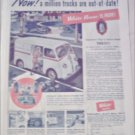 1939 White Horse Delivery Van ad #1