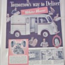 1939 White Horse Delivery Van ad #2