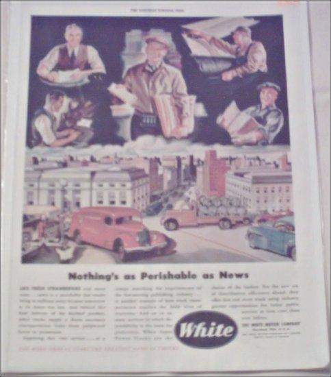 1946 White Truck ad #3