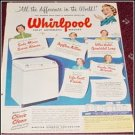1950 Whirpool Washer ad
