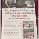 1954 Worthington AC ad