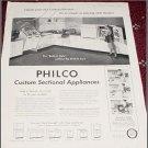 1956 Philco Appliances ad
