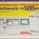 1955 Norge Sudser Washer ad