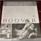 1935 Hoover Vacum Cleaner ad