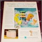 1961 Frigidaire Washer Dryer ad