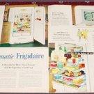 1952 Frigidaire Cycla-matic Refrigerator ad