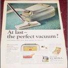 Eureka Empress Vacum Cleaner ad