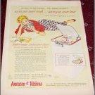 1956 American Kitchens Dishwasher ad