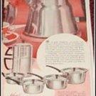 1951 Wearever Coffeemaker ad