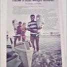 1971 Chrysler Boat ad