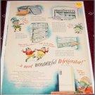 1948 Philco Refrigerator ad