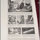 1938 Hoover vacum cleaner ad