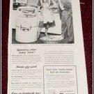 1951 GE Wringer Washer ad