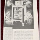 1934 General Electric Monitor Top Refrigerator ad