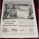 1952 Deepfreeze Home Freezer ad
