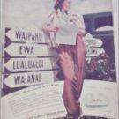 1940 Matson Line ad