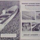 1957 Mercury Mark 75 Motor ad