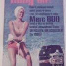 1969 Mercury Motor ad