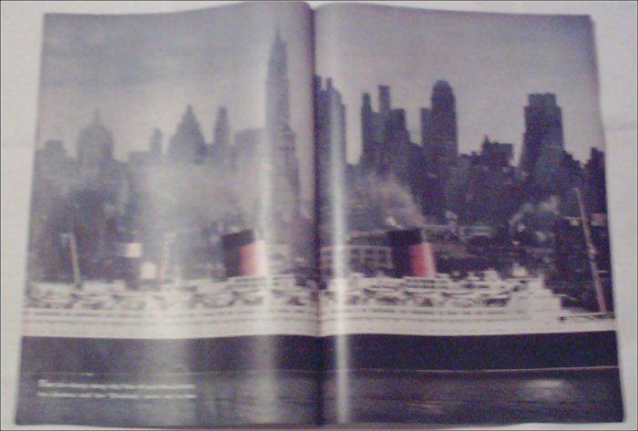 Queen Elizabeth II Ship Picture