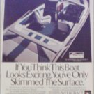 1988 Wellcraft 220 Elite Boat ad