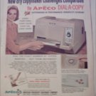 1965 Apeco Dial-A-Copy Machine ad