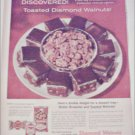 1958 Diamond Walnuts ad