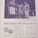 1954 America's Electric Light And Power Companies ad