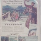 Greyhound Bus Lines ad #1