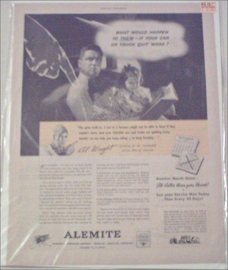 1944 Alemite ad