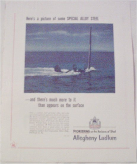 Allegheny Ludlum ad
